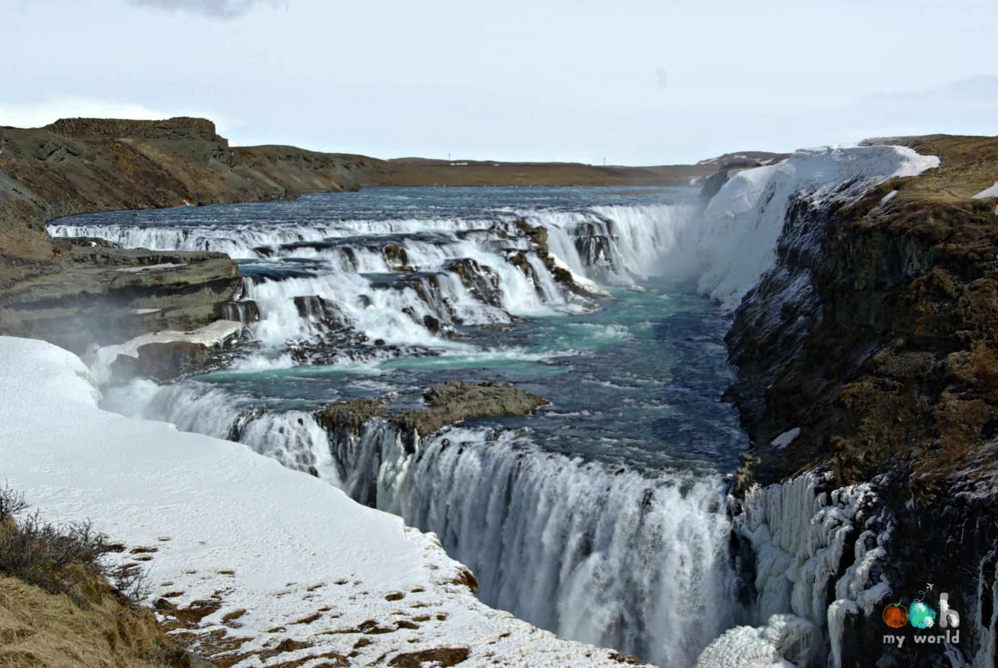 Les paysages de l'Islande en Mai