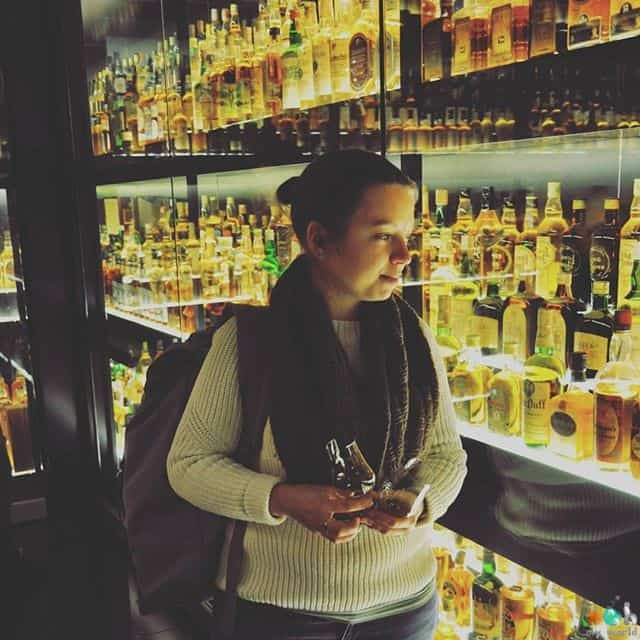Sophie_a_la_Scotch_whisky_Experience