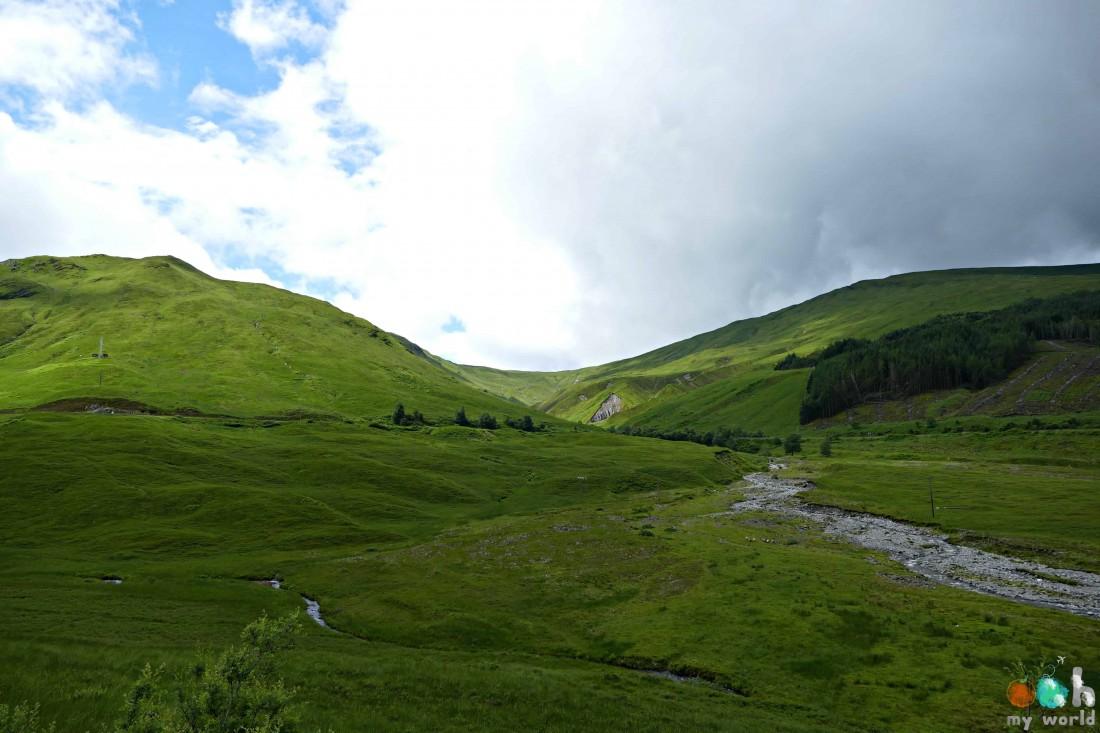 Chemin de randonnée de la West Highland Way