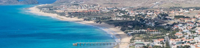 Observer la plage depuis le mirador de Portela