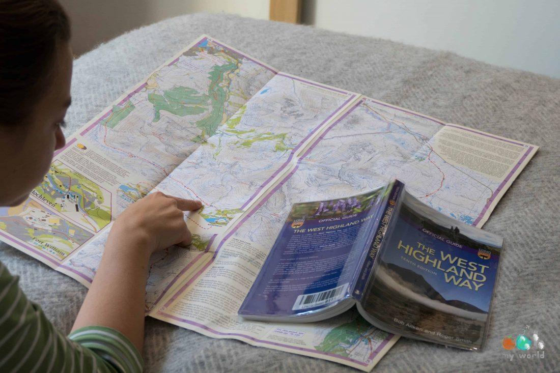 The West Highland Way guide pour les randonneurs en Ecosse