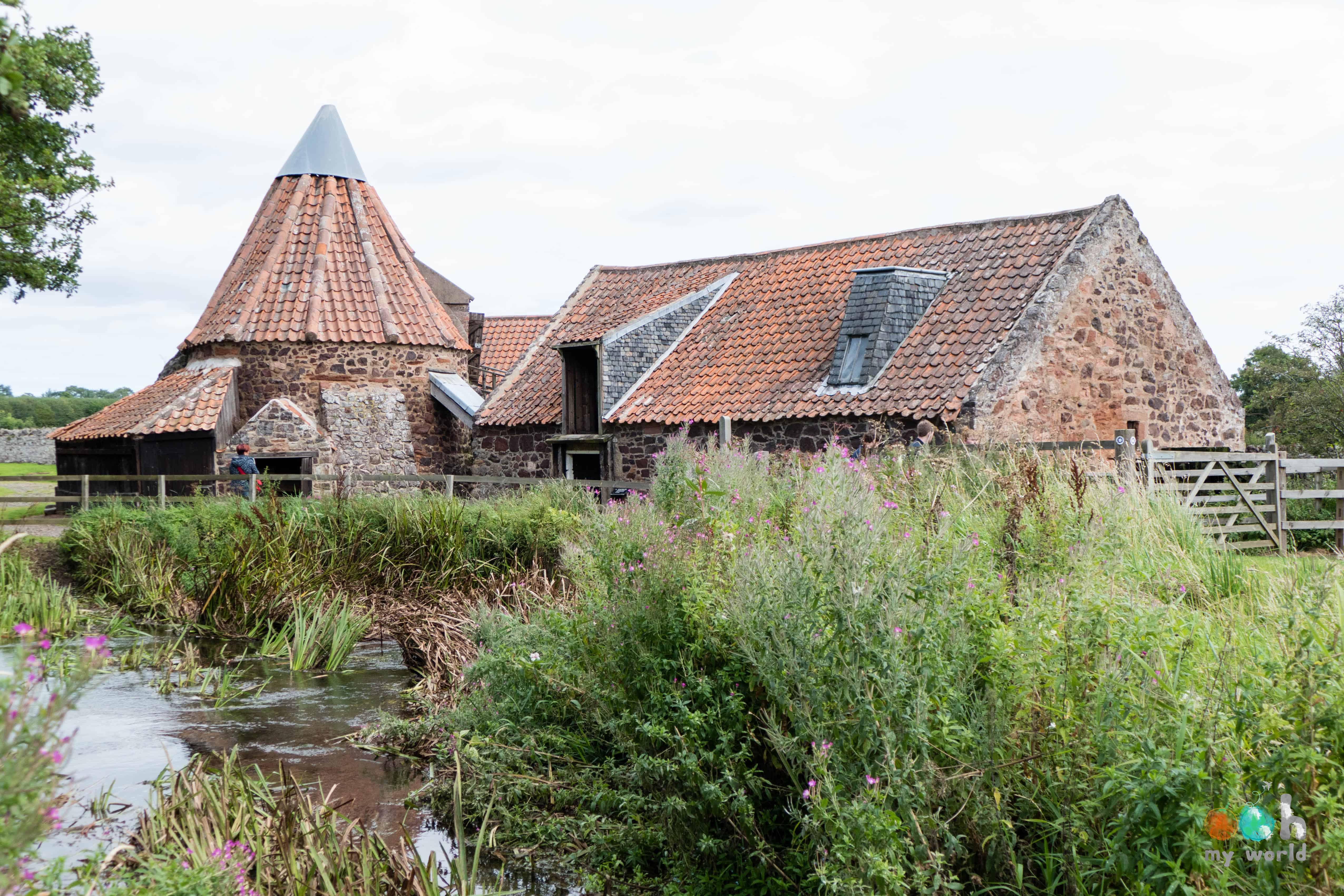 Moulin à eau de East Linton