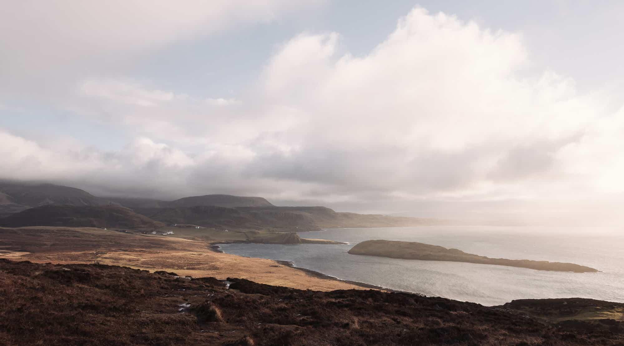 Meilleurs road trips en Ecosse - découverte de Skye avec LP1N