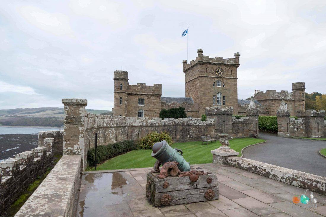 Châteaux écossais : Culzean Castle