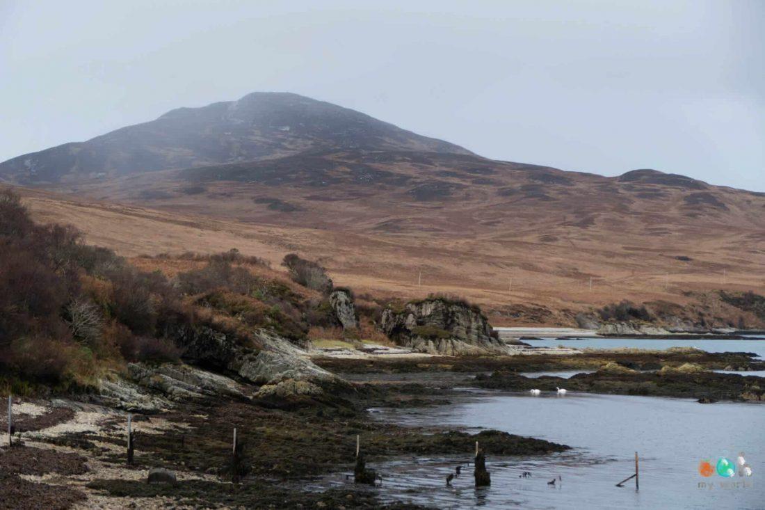 île d'Islay dans la région d'Argyll and Bute en Ecosse