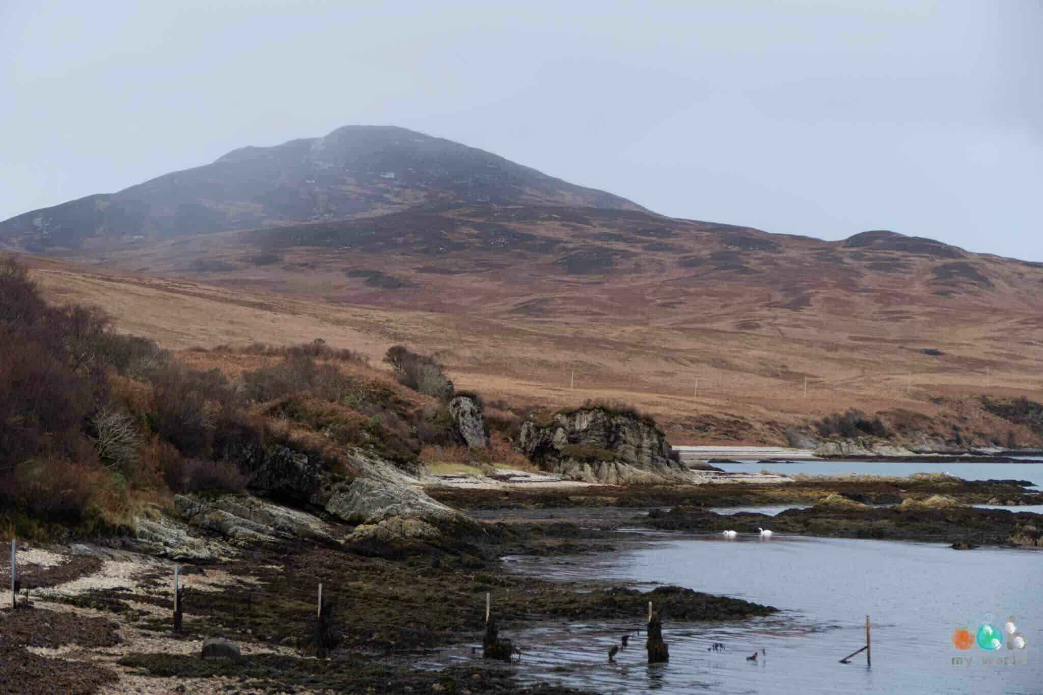 Road trip dans les îles écossaises
