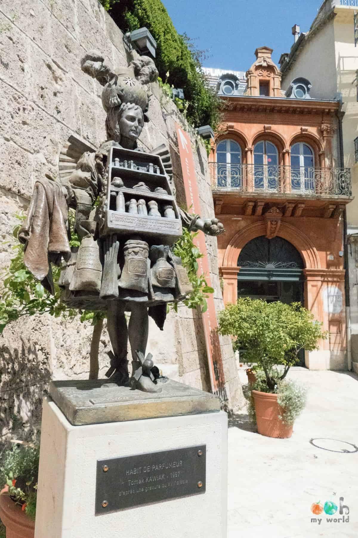 Musée de la parfumerie de Grasse
