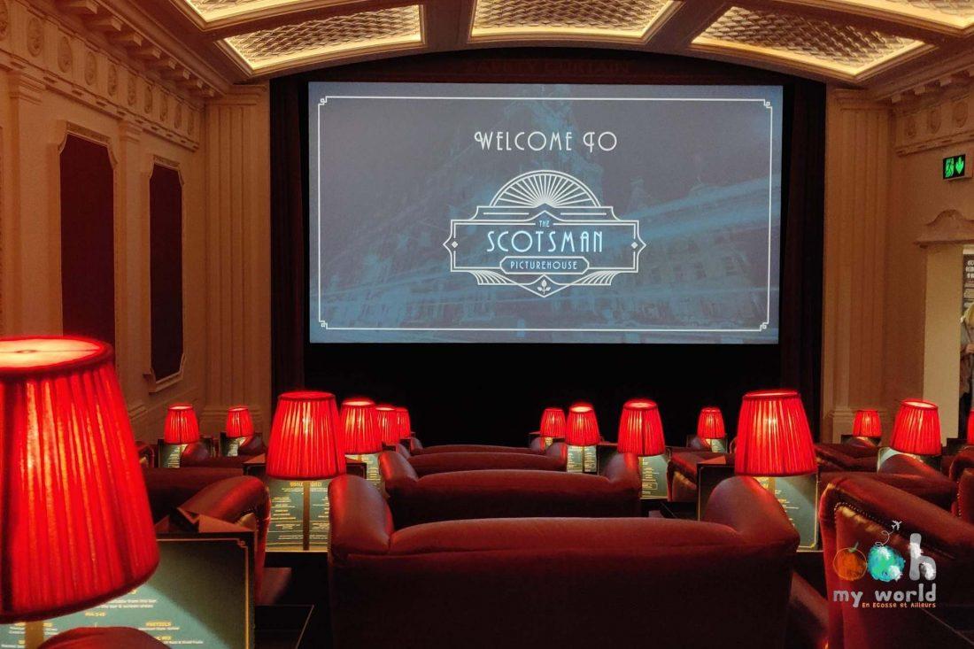 Salle du Scotsman Picturehouse à Edimbourg