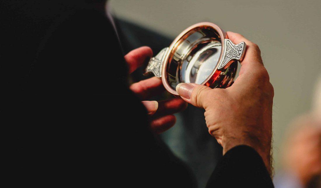 La cérémonie de mariage du Quaich en Ecosse