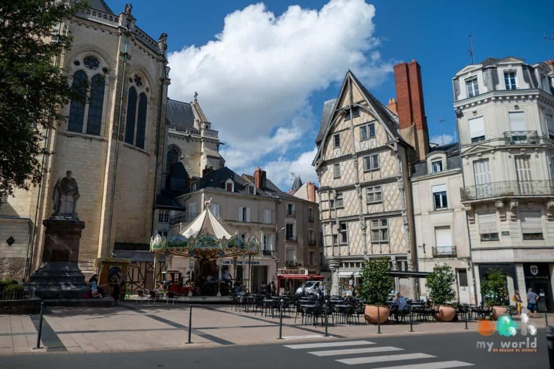 Visite incontournable d'Angers : La Maison d'Adam